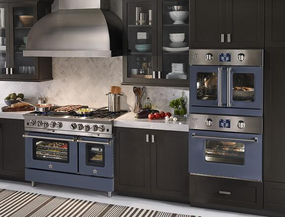 French Kitchen Cooking Appliances