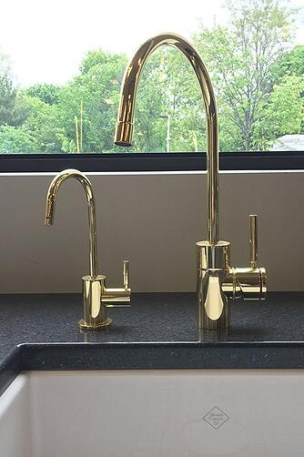 Polished-Brass-Waterstone-Faucet-Yale-Appliance-Framingham-Showroom-1