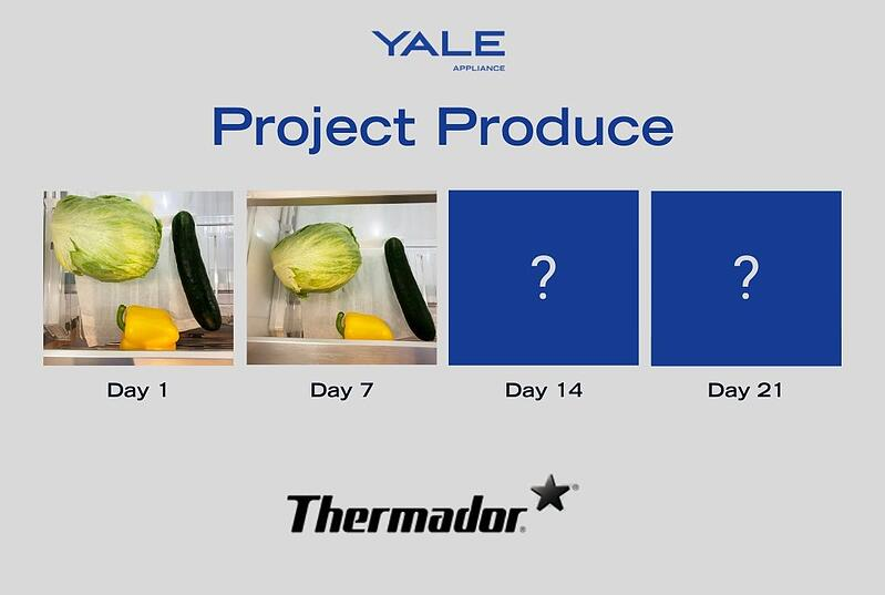 Project Produce Thermador - Vegetables