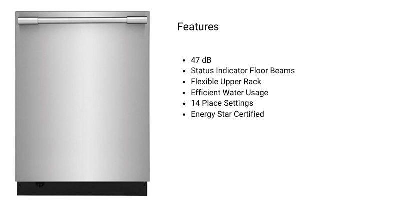 Quiet-Dishwashers-Frigidaire-FPID2498SF