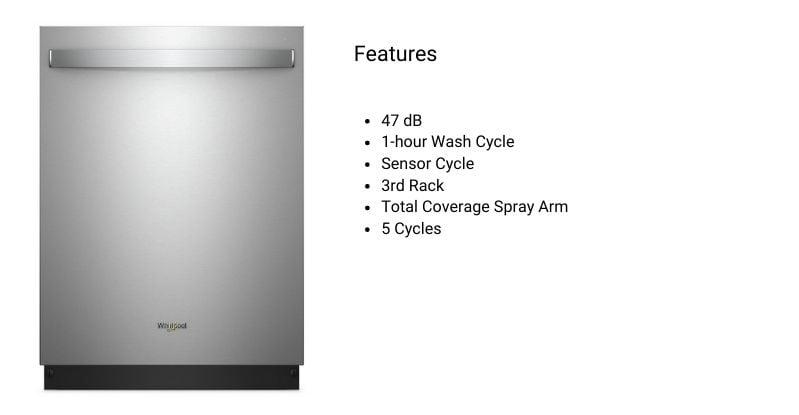 Quiet-Dishwashers-Whirlpool-Dishwasher-WDT970SAHZ