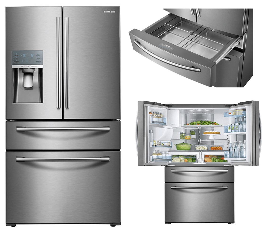 Best Double Drawer French Door Refrigerators Reviews