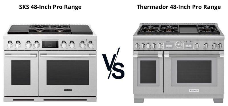 SKS-vs-Thermador-pro-ranges