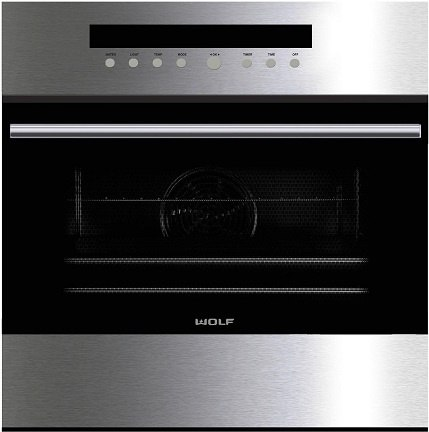 Wolf E Series Transitional Single Wall Oven