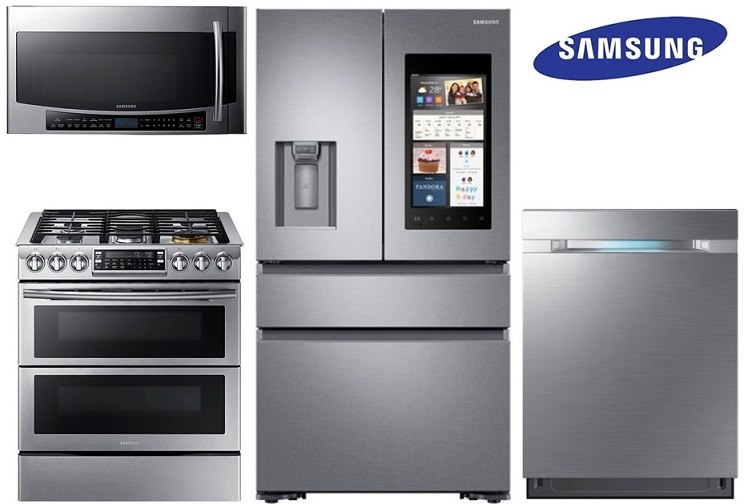LG'S SKS vs. Samsung Kitchen Appliance Packages (Reviews / Ratings ...