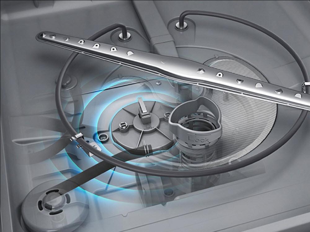 Samsung Dishwasher Plastic Tub