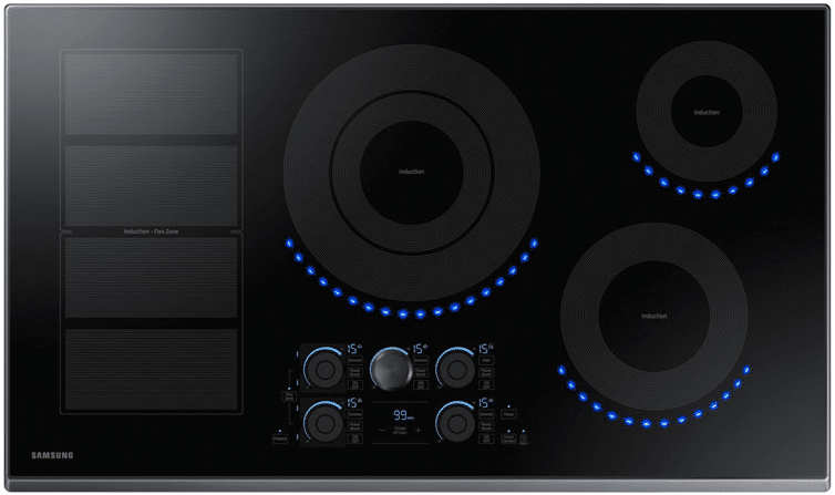 Samsung induction cooktop NZ36K7880UG