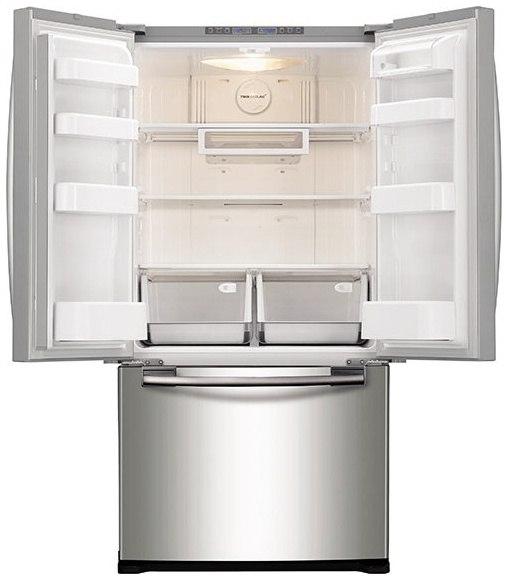 Samsung RF18HFENBSR  Refrigerator Interior