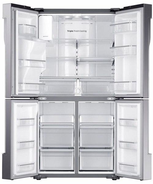 Samsung RF23J9011SR Refrigerator Interior