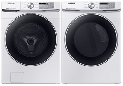 Samsung Steam Laundry Pair