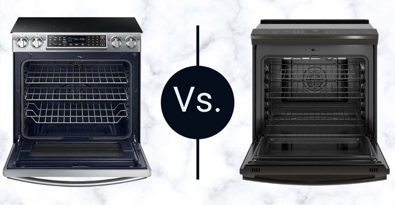 Samsung Vs. GE Profile Induction Range Ovens (2)