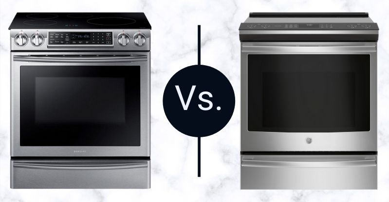 Samsung Vs. GE Profile Induction Ranges