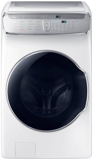 Samsung flex wash front load washer