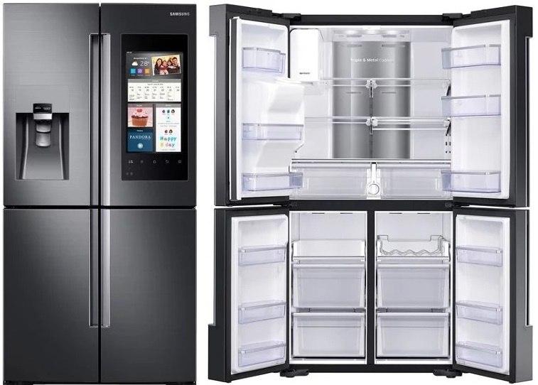 Samsung-4-Door-Counter-Depth