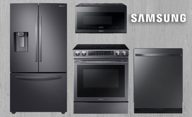 Samsung-Black-Stainless-Steel-Kitchen-Package-Yale-Appliance
