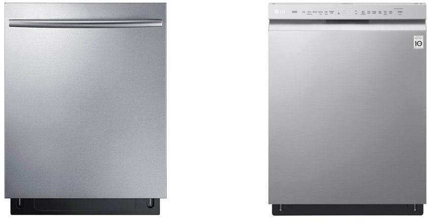 Samsung-Dishwasher-LG-Dishwasher