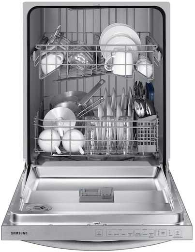 Samsung-Dishwasher-Under-600-Model-DW80R2031US-Interior