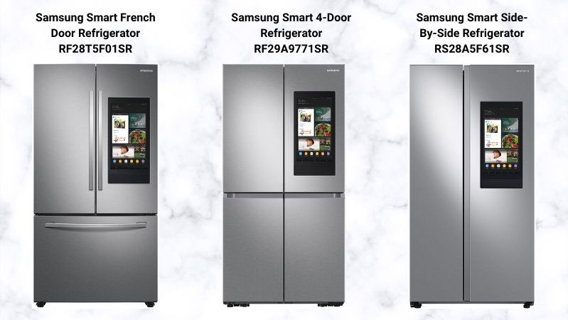 Samsung-Smart-Refrigerators