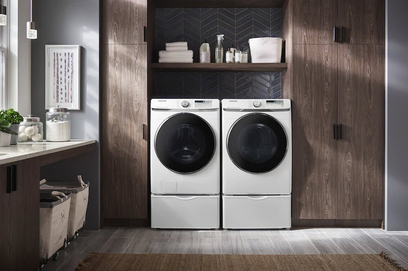 Samsung-Steam-Laundry