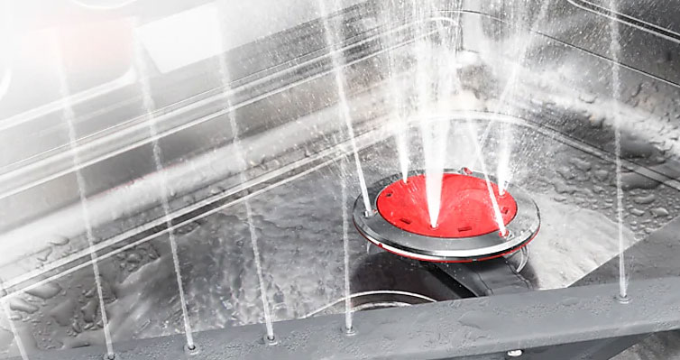 Samsung-dishwasher-with-Storm-Wash