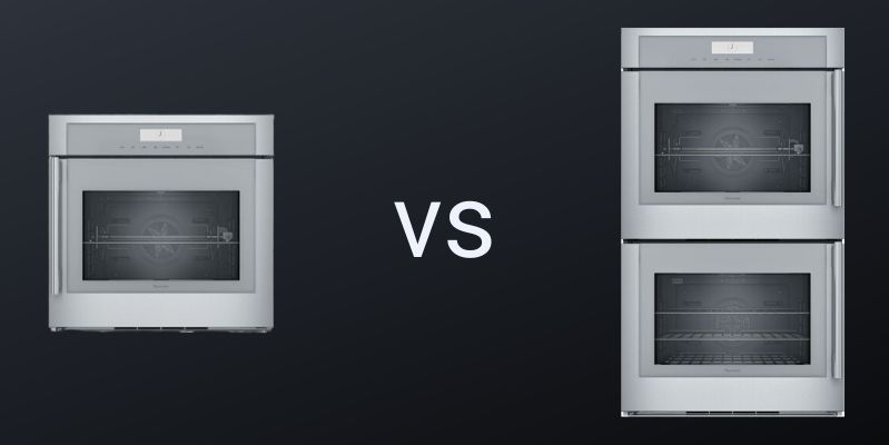 Single Vs Double Wall Ovens - Thermador (1)