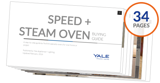 Speed & Steam Oven Buying Guide