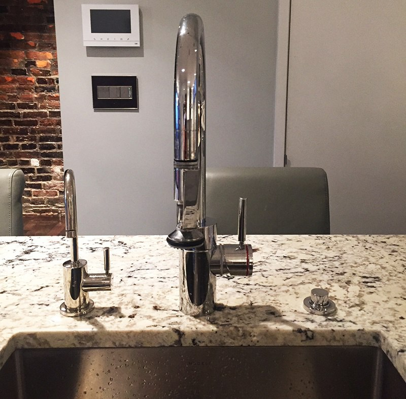 Steve's Sink and Faucet