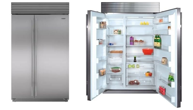 Sub-Zero-BI-48S-S-PH-Professional-Counter-Depth-Refrigerator