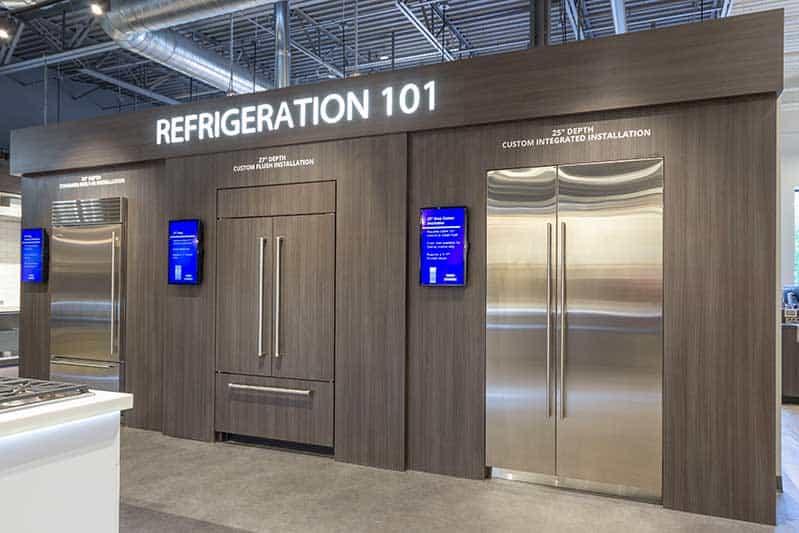 Sub-Zero-refrigerator-installation