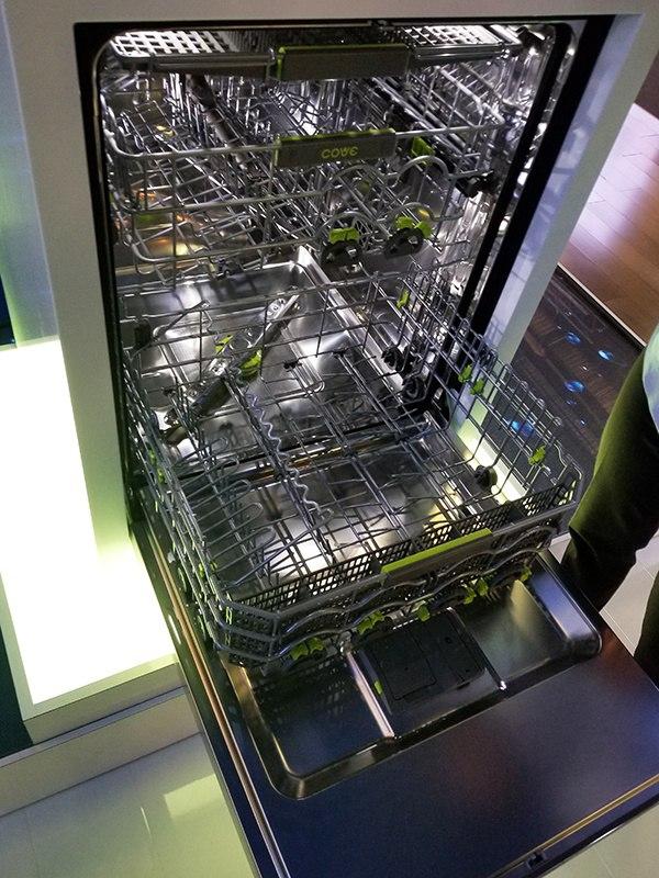 SubZero's The Cove Dishwasher 2018 Architectural Digest Design Show