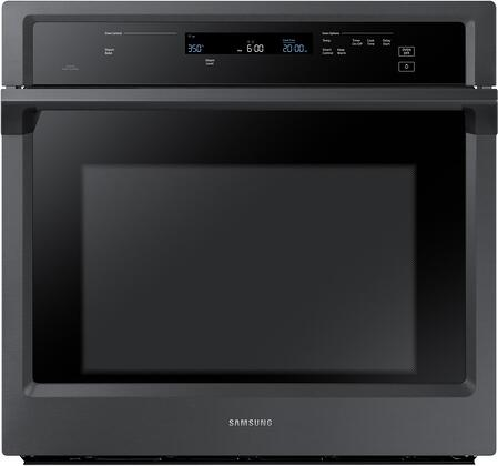 The Samsung Wi-Fi Wall Oven NV51K7770S