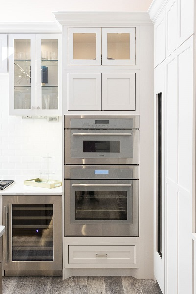 New Thermador Vs Wolf Wall Ovens