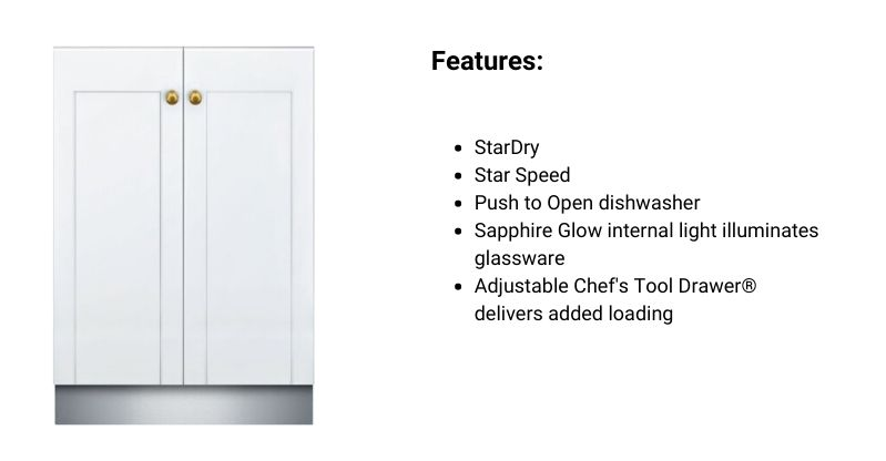 Thermador Panel-Ready Dishwasher (1)