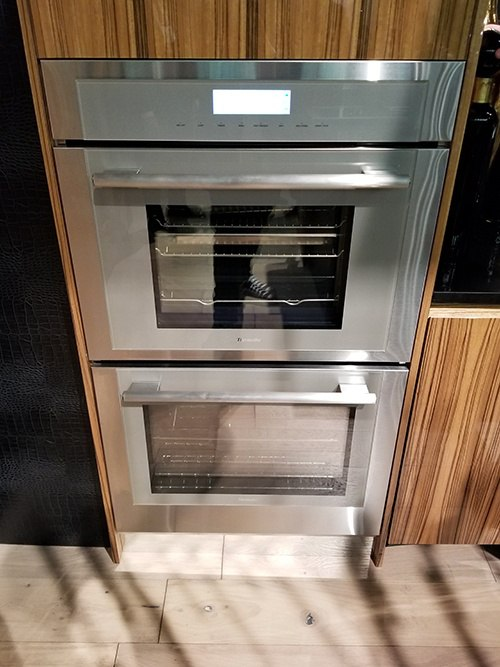 Thermador Steam Double Wall Oven 2018 Architectural Digest Design Show