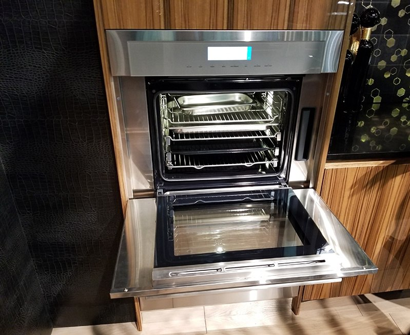 Thermador Steam Double Wall Oven Combination 2018 Architectural Digest Design Show