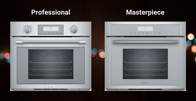 Thermador Steam Oven  Styles