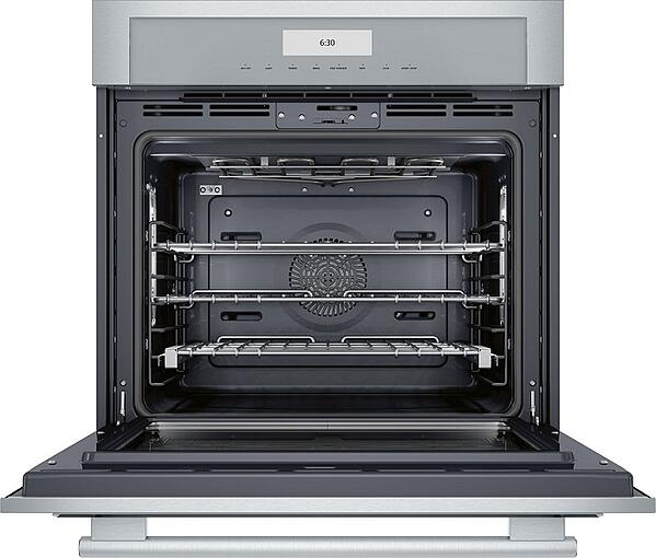 Thermador-Masterpiece-Wall-Oven-Three-Racks