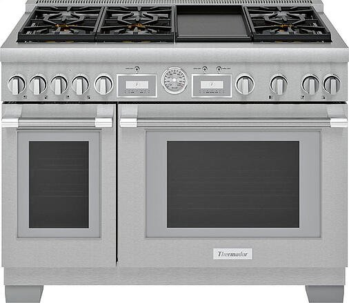 Thermador-Pro-Grand-Gas-Range-PRG486WDG