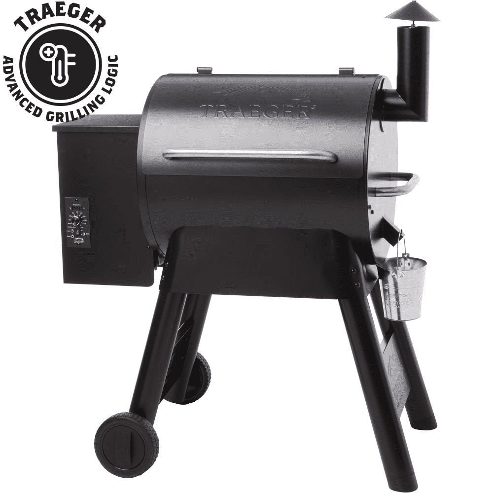 Traeger TFB57PUB0-wood-pellet-grill-allowed-on-deck, balcony, or rooftop