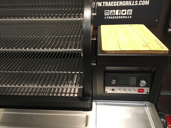 Traeger Timberline