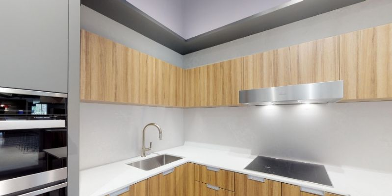 Under-cabinet lighting at yale appliance