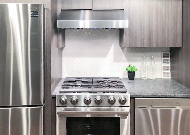 Under-cabinet range hood at yale appliance (1)