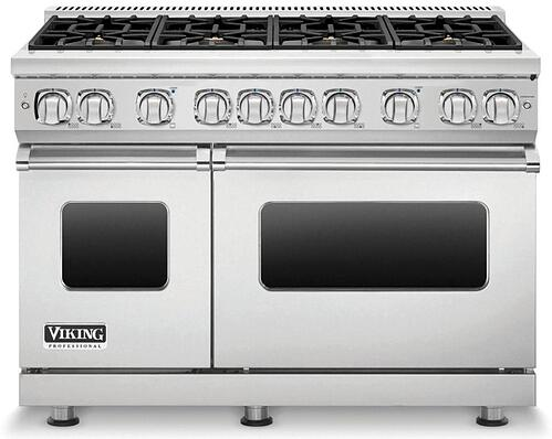 Viking 48 Inch Pro Range VDR74826GSS-1-1