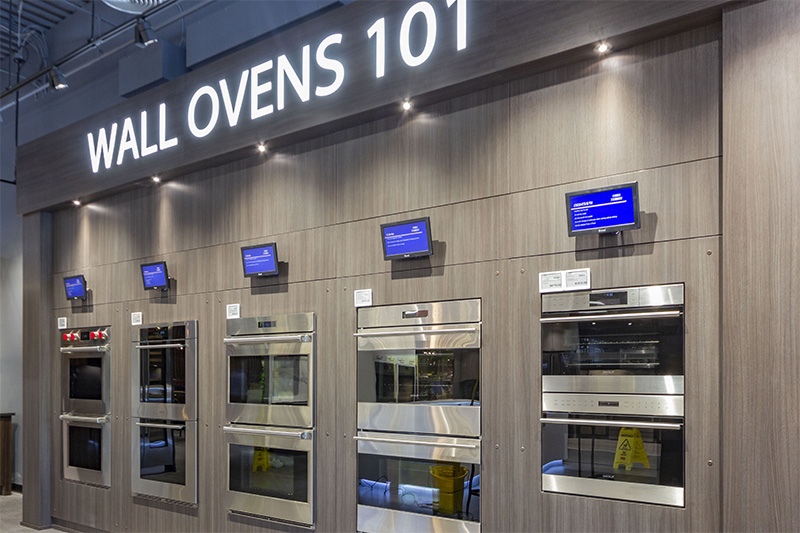 Wall Ovens 101 Yale Appliance Framingham Showroom (1)
