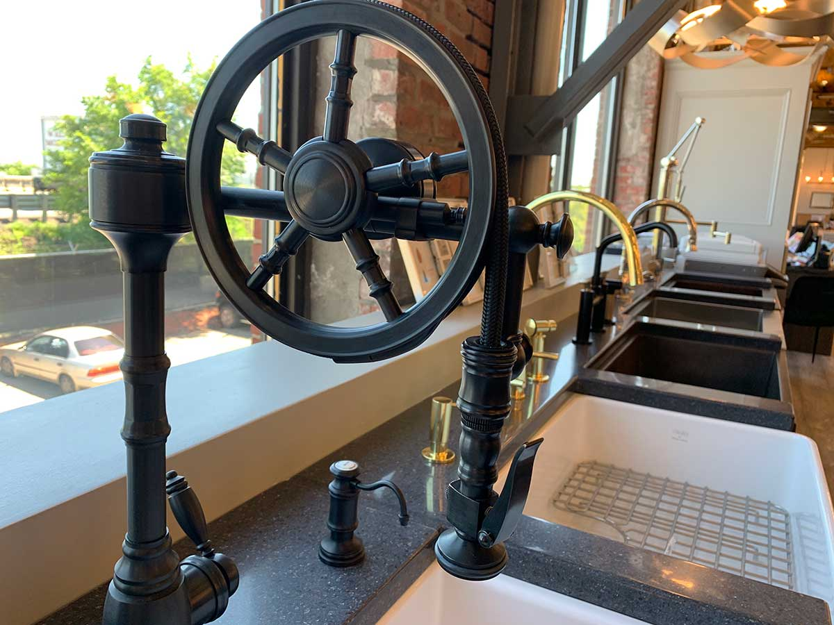 Waterstone-Wheel-Faucet-At-Yale-Appliance-Boston