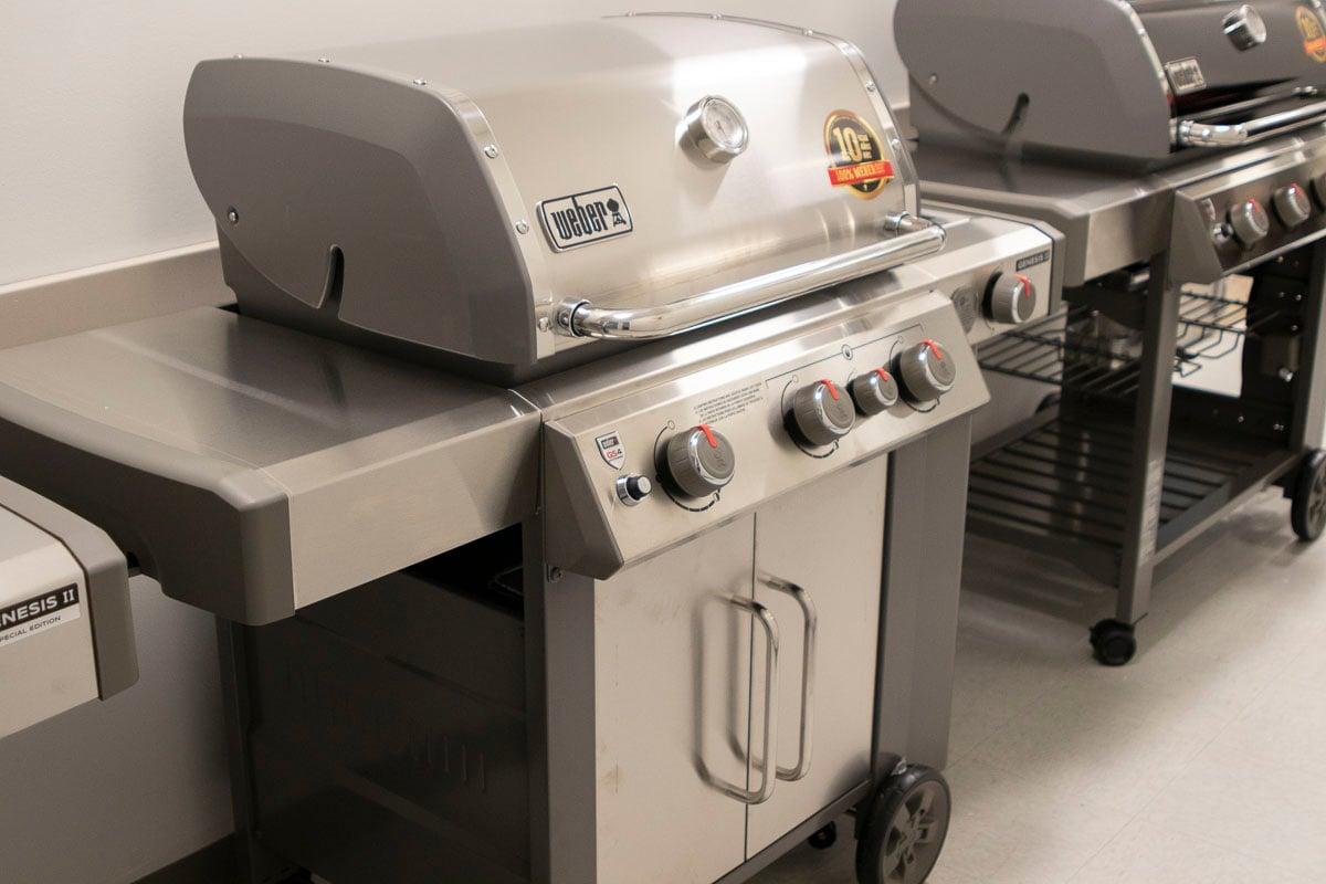 Prime Weber Genesis Ii Vs Kitchenaid Grills Reviews Ratings Interior Design Ideas Clesiryabchikinfo