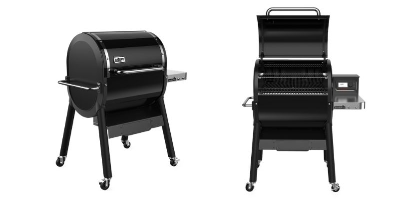Weber SmokeFire Series EX4