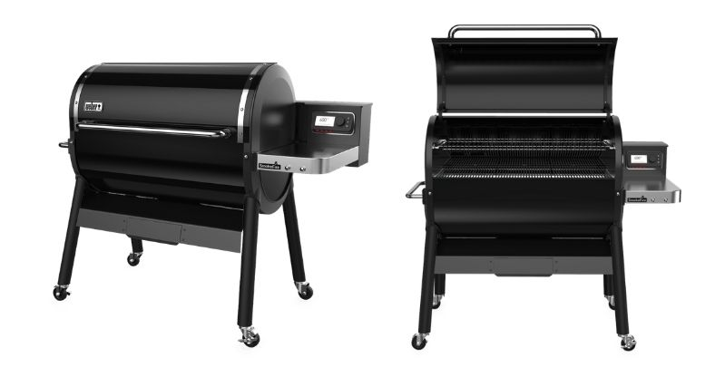 Weber SmokeFire Series EX6
