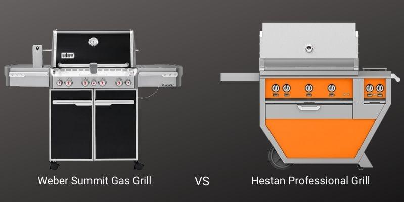 Weber Summit Grills vs Hestan Professional Grill - 3