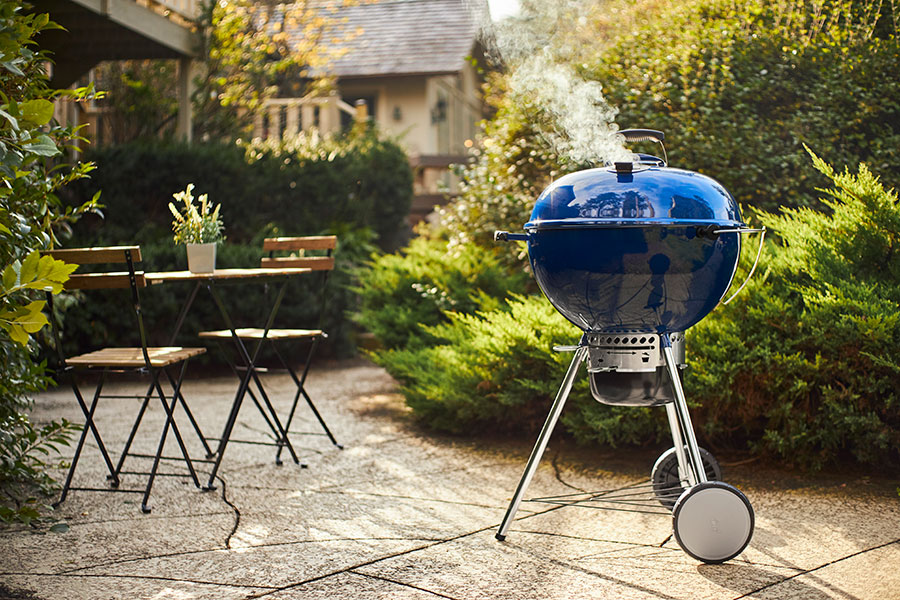 Weber-Charcoal-Grill
